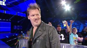 Chris Jericho, WWE Raw, September 12, 2016