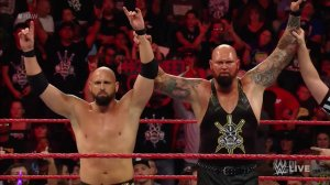 WWE September 12, 2016, Gallows & Anderson