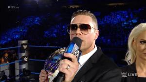 The Miz, WWE Smackdown, September 13, 2016