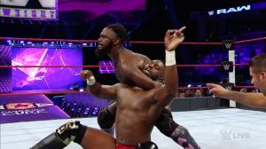WWE Raw, September 19, 2016, Cedric Alexander, Rich Swann