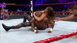 Brian Kendrick, Cedric Alexander, WWE Raw, September 19, 2016