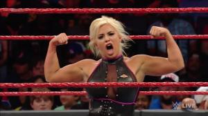 Dana Brooke, WWE Raw, September 19, 2016