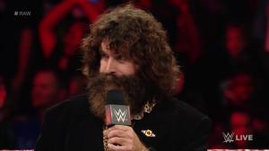 Mick Foley, WWE Raw, September 19, 2016