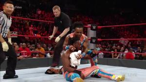 WWE Raw, September 26, 2016, Kofi Kingston, Xavier Woods