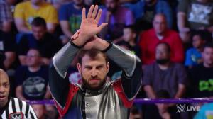 Drew Gulak, WWE Raw, September 26, 2016