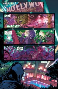 Teen Titans: Rebirth #1, 2016, Beast Boy, Jonboy Meyers