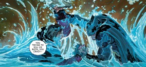 All-Star Batman #2, John Romita Jr., Batman, Two-Face