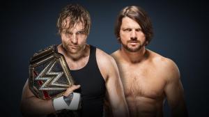 AJ Styles, Dean Ambose, WWE Backlash 2016