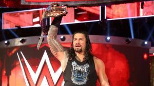 Roman Reigns, WWE Raw, October 3, 2016
