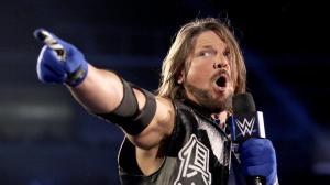 AJ Styles, WWE Smackdown, October 12, 2016