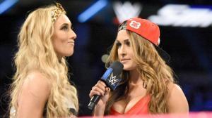 WWE Smackdown, October 18, 2016, Nikki Bella, Carmella
