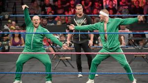 The Spirit Squad, Dolph Ziggler, WWE Smackdown, October 4, 2016