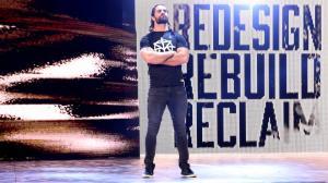 Seth Rollins, WWE Raw, October 3, 2016