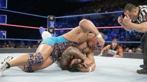 Jason Jordan, Jey Uso, WWE Smackdown, October 4, 2016