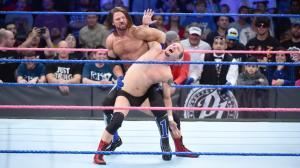 AJ Styles, James Ellsworth, WWE Smackdown, October 18, 2016