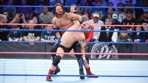 AJ Styles, James Ellsworth, WWE Smackdown, October 18, 2016