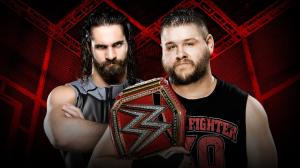 WWE Hell in a Cell 2016, Seth Rollins, Kevin Owens