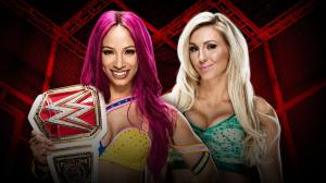 Sasha Banks, Charlotte, WWE Hell in a Cell 2016