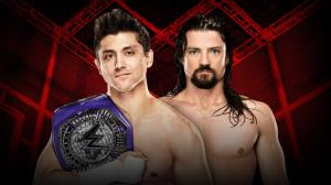 TJ Perkins, Brian Kendrick, WWE Hell in a Cell 2016