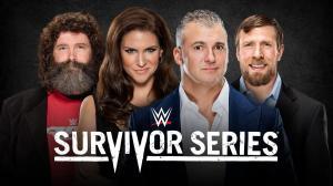 WWE Survivor Series 2016, general managers