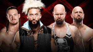 WWE Hell in a Cell 2016, Gallows & Anderson, Enzo & Cass