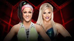 Bayley, Dana Brooke, WWE Hell in a Cell 2016