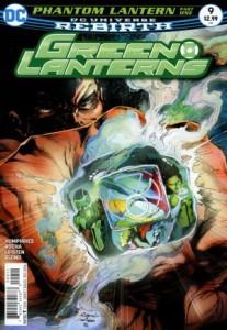 Green Lanterns #9, 2016