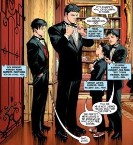 Batman #1, portrait shot, Greg Capullo