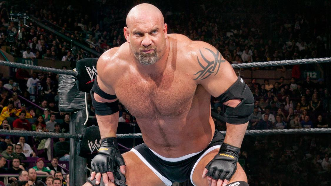 Ryback says he should face Goldberg not Lesnar