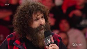 Mick Foley, WWE Raw, October 24, 2016