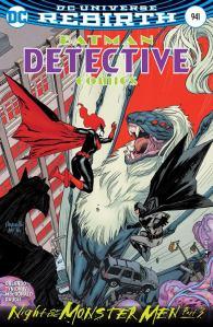Detective Comics #941, 2016, cover