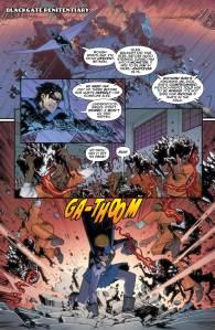 Detective Comics #941, 2016, Nightwing, Gotham Girl