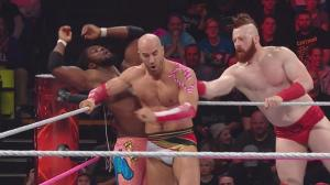 Cesaro, WWE Raw, October 24, 2016