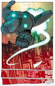 Infamous Iron Man #1, 2016, Alex Maleev, Doctor Doom costume