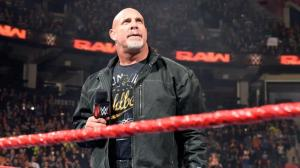 Bill Goldberg, WWE Raw, November 21, 2016