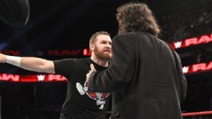 WWE Raw, November 28, 2016