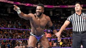 Cedric Alexander, WWE Raw, November 21, 2016