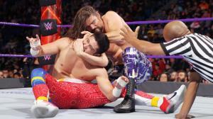 WWE Raw, October 31, 2016, Brian Kendrick, TJ Perkins