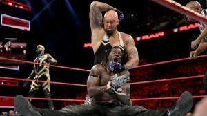 Luke Gallows, R-Truth, WWE Raw, November 21, 2016
