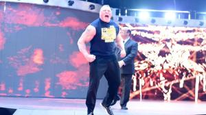 Brock Lesnar, WWE Raw, November 14, 2016