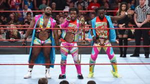 New Day, WWE Raw, November 28, 2016