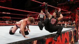 WWE Raw, October 31, 2016