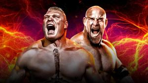 WWE Survivor Series 2016, Bill Goldberg, Brock Lesnar