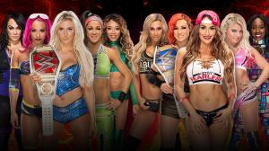 WWE Survivor Series 2016, Women's Match