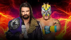 Brian Kendrick, Kalisto, WWE Survivor Series 2016