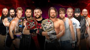 WWE Survivor Series 2016, Main Event Match