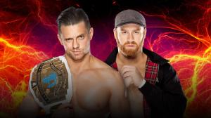 The Miz, Sami Zayn, WWE Survivor Series 2016