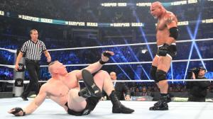 Goldberg, Brock Lesnar, WWE Survivor Series 2016