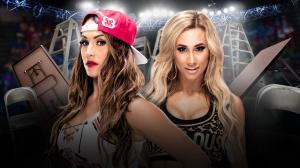 WWE TLC 2016, Nikki Bella, Carmella