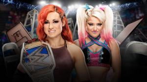 WWE TLC 2016, Alexa Bliss, Becky Lynch